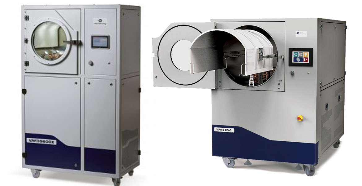 Vacuum Metal Deposition  (VMD) Process Cabinets